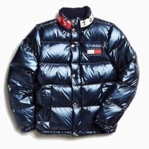 Tommy Jeans 90's Down Puffer Jacket
